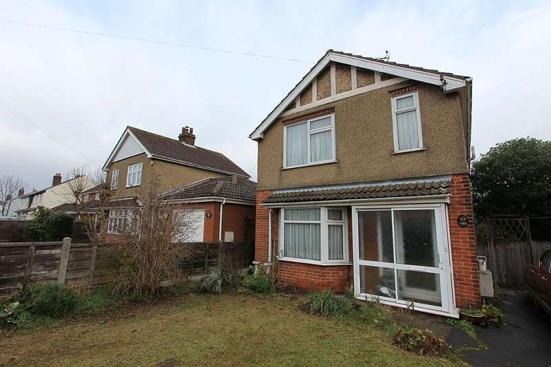 4 Bedrooms Detached House for sale in Mersea Road, Colchester, Essex, CO2 8PN
