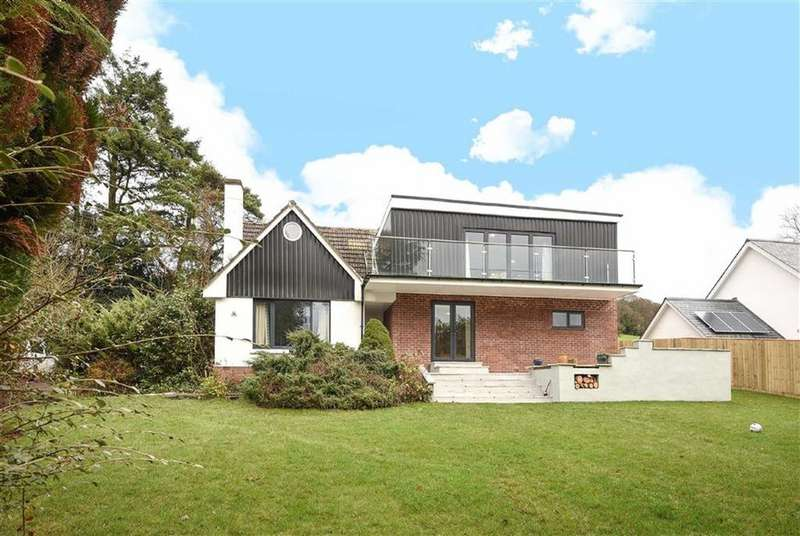 5 Bedrooms Detached House for sale in Raleigh Park, Barnstaple, Devon, EX31