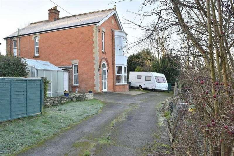 4 Bedrooms Detached House for sale in Crock Lane, Bridport, Dorset, DT6