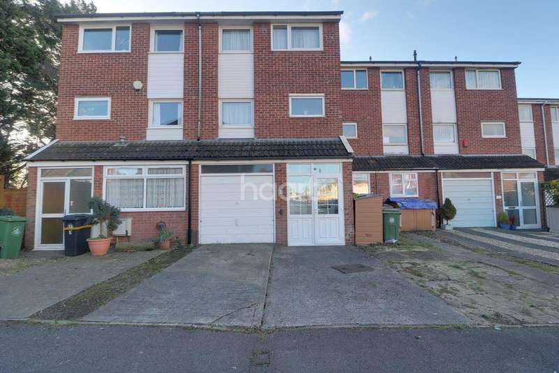 4 Bedrooms Terraced House for sale in Linden Close Fishponds BS16