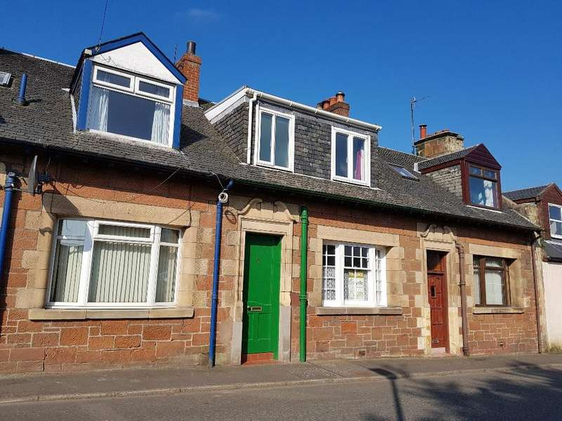 2 Bedrooms Terraced House for sale in Greenhead Street, Dailly, Girvan, South Ayrshire, KA26 9SN