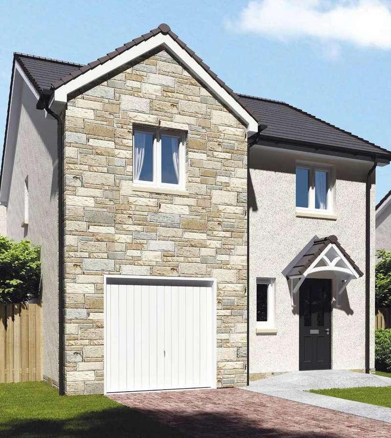 3 Bedrooms Detached House for sale in Plot 22, Curling Pond Lane , Longridge EH47 8FD