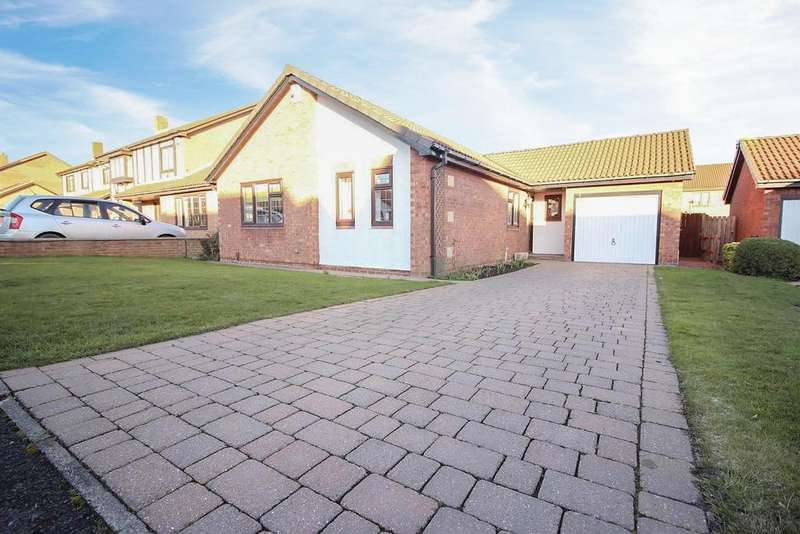 3 Bedrooms Detached Bungalow for sale in Shrewsbury Close, Newcastle Upon Tyne