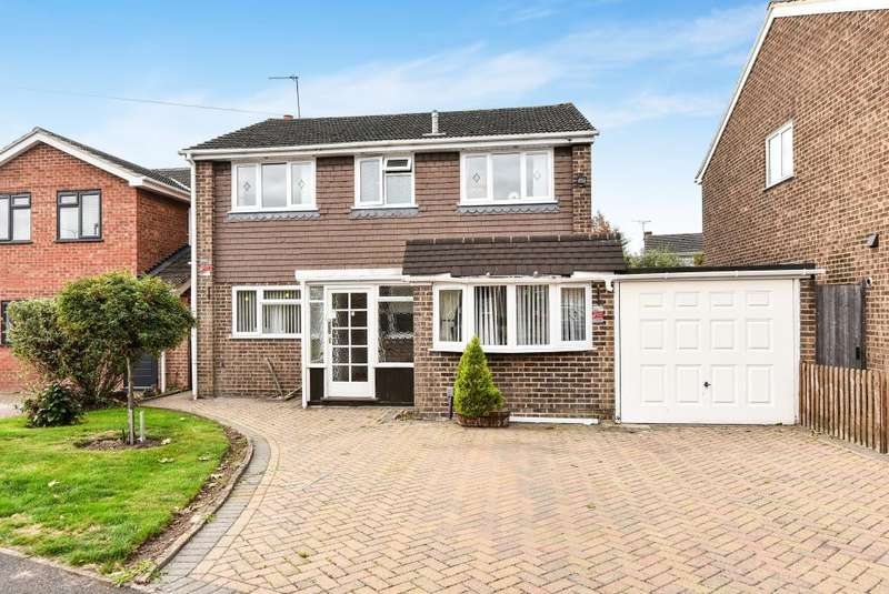 4 Bedrooms Detached House for sale in Mercia Road, Maidenhead, SL6