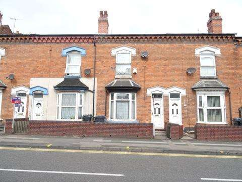 3 Bedrooms Terraced House for sale in Witton Road, Aston, Birmingham B6