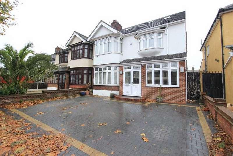 5 Bedrooms Semi Detached House for sale in Upney Lane, Barking, Essex, IG11