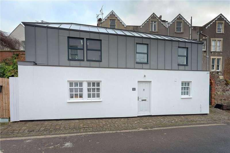 1 Bedroom Detached House for sale in Highbury Villas, Kingsdown, Bristol, BS2