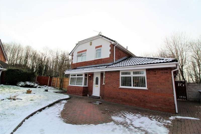 4 Bedrooms Detached House for sale in Oulton Lane, LIVERPOOL, Merseyside