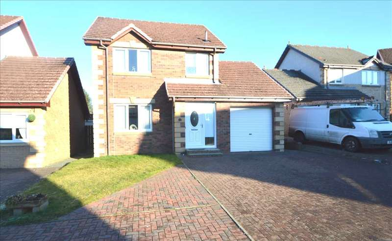 3 Bedrooms Detached House for sale in Jubilee Court, Larkhall
