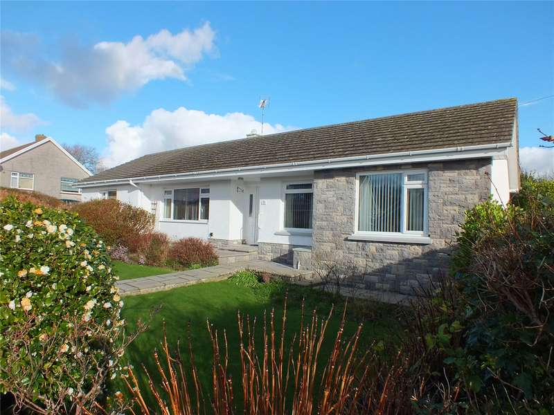 4 Bedrooms Detached Bungalow for sale in Bunkers Hill, Milford Haven, Pembrokeshire