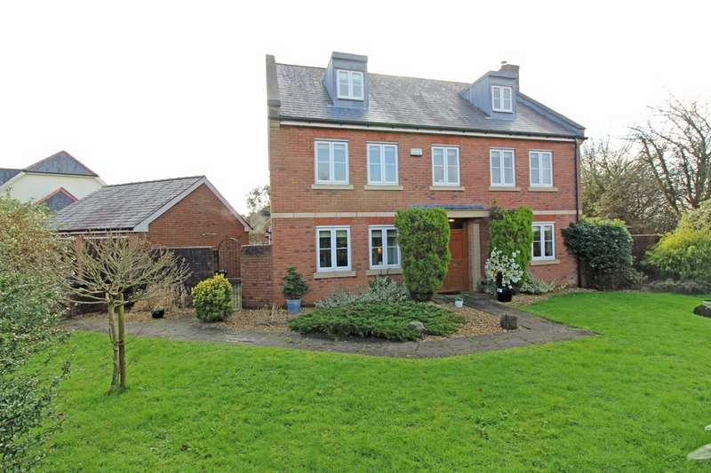 5 Bedrooms Property for sale in Ffordd Gwern, St. Fagans, Cardiff