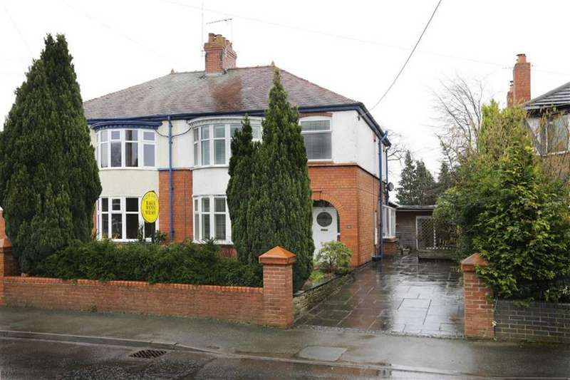 4 Bedrooms Semi Detached House for sale in Church Lane, Crewe, Cheshire