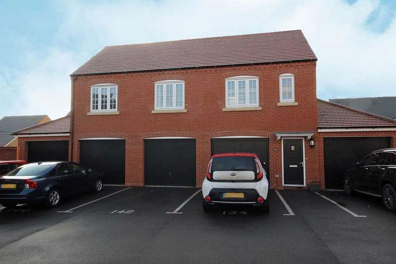 2 Bedrooms Detached House for sale in Wilkinson Road, Kempston