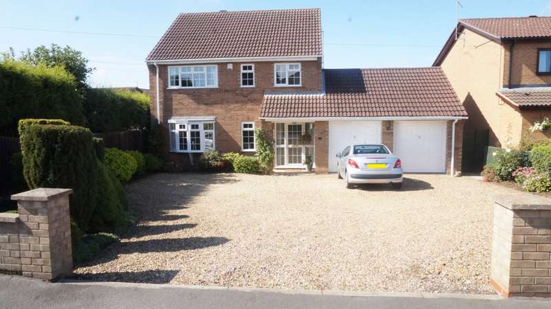 4 Bedrooms House for sale in Commons Road, Whittlesey, PE7