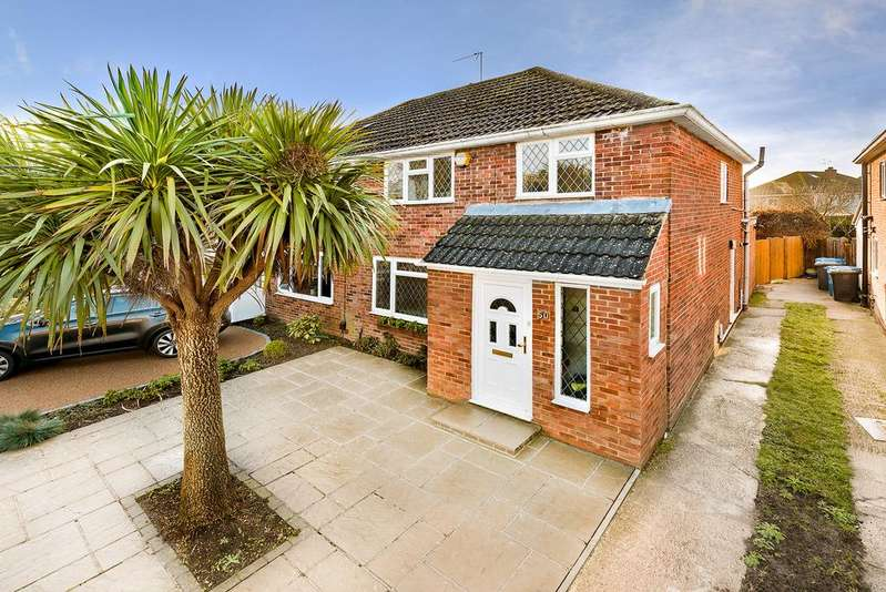 3 Bedrooms Semi Detached House for sale in Old Windsor