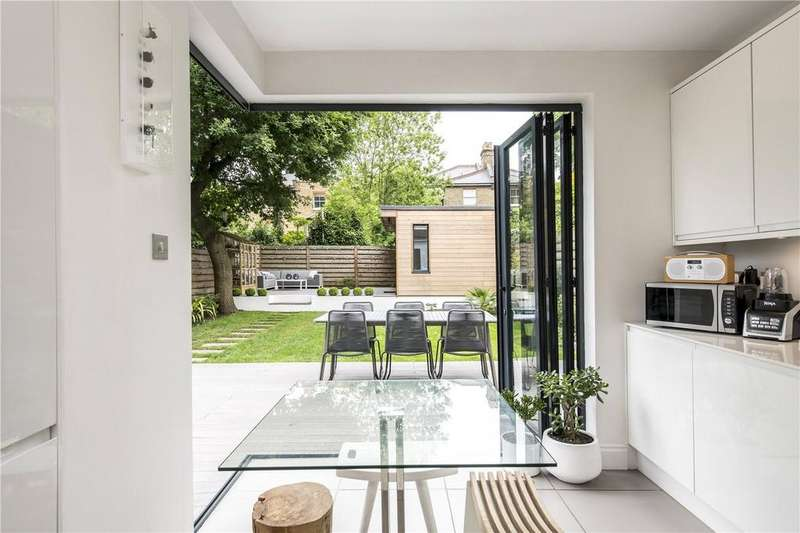 2 Bedrooms Flat for sale in Kirkstall Road, London, SW2
