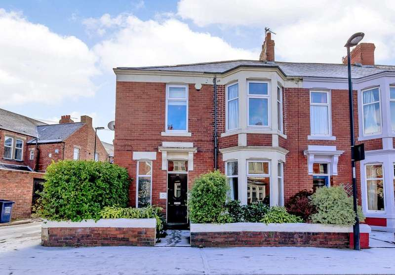 3 Bedrooms Terraced House for sale in Norwood Avenue, Heaton, Newcastle Upon Tyne, Tyne And Wear