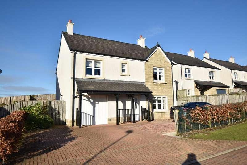 4 Bedrooms Detached Villa House for sale in 19 Loccard Park, Symington, KA1 5RZ