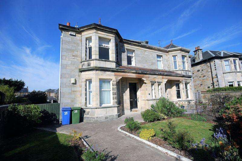 3 Bedrooms Apartment Flat for sale in 31A Park Circus, Ayr, KA7 2DH