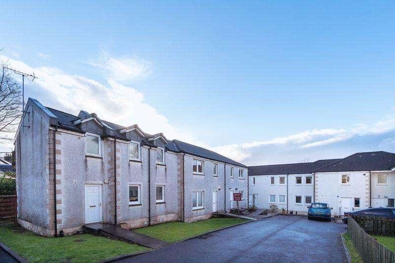 3 Bedrooms Terraced House for sale in 2 Barrington Gardens, Beith, KA15 2BA
