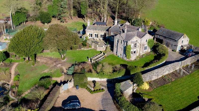 6 Bedrooms House for sale in Moorseats Hall, Church Bank, Hathersage, Hope Valley, S32 1BR.