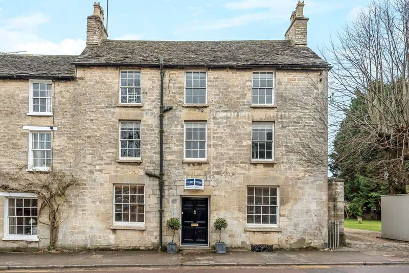 4 Bedrooms End Of Terrace House for sale in Tetbury