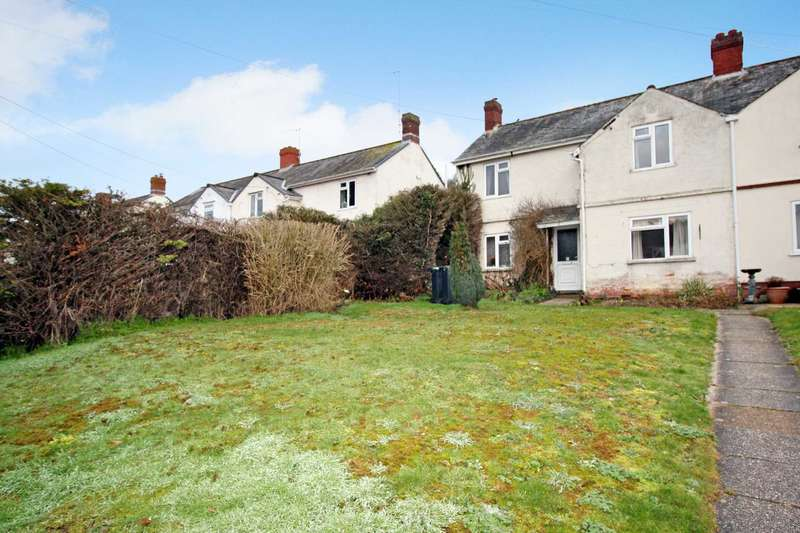 3 Bedrooms Semi Detached House for sale in Fairmead, Winterborne Stickland