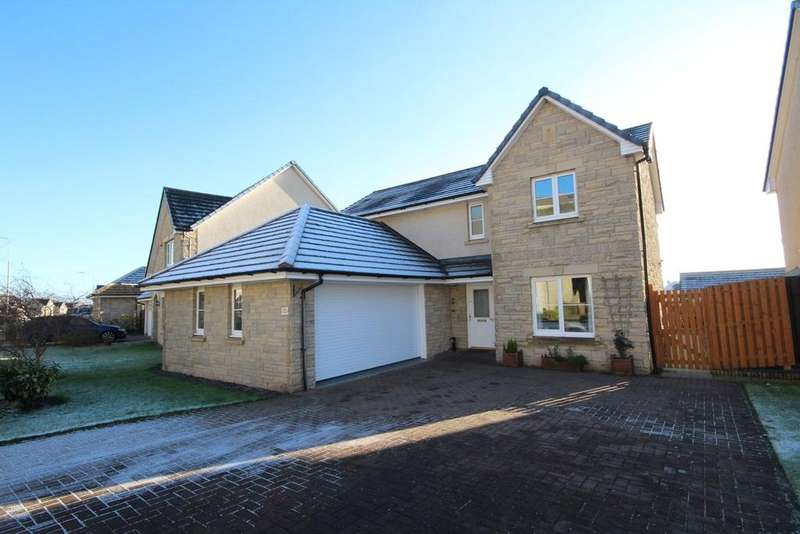 4 Bedrooms Detached House for sale in Inchgarvie Avenue, Burntisland, Fife, KY3