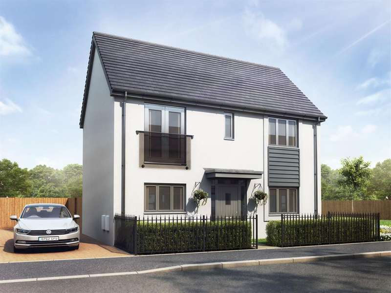 3 Bedrooms Detached House for sale in The Kea - Plot 252, Littlecombe, Dursley, GL11 4HR