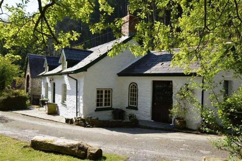 3 Bedrooms Unique Property for sale in Glan Yr Afon, Llanrhystud, Aberystwyth, Ceredigion, SY23