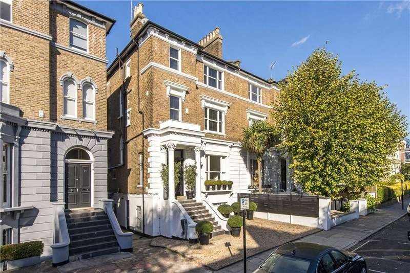 9 Bedrooms Semi Detached House for sale in Priory Road, London, NW6