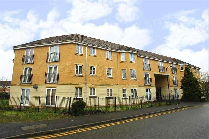 2 Bedrooms Flat for sale in Scholars Walk, Langley, Berkshire