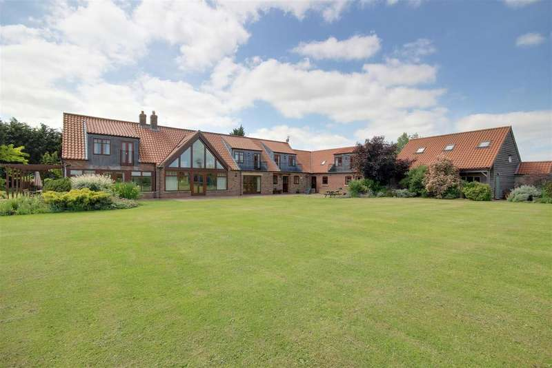 5 Bedrooms Detached House for sale in Common Lane, North Cave, Brough