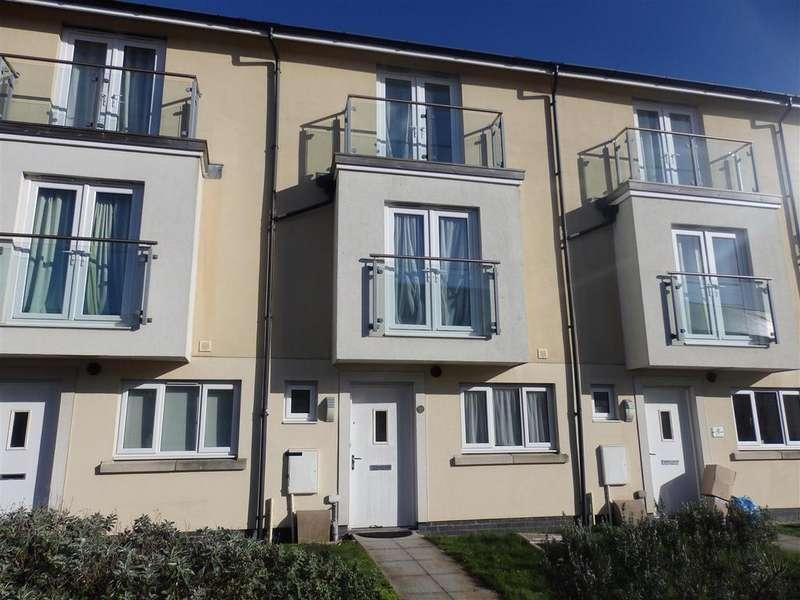 4 Bedrooms Terraced House for sale in Bwlchygwynt, Llanelli