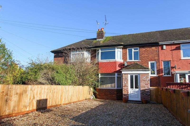 3 Bedrooms Terraced House for sale in Vandyck Avenue, Keynsham, Bristol