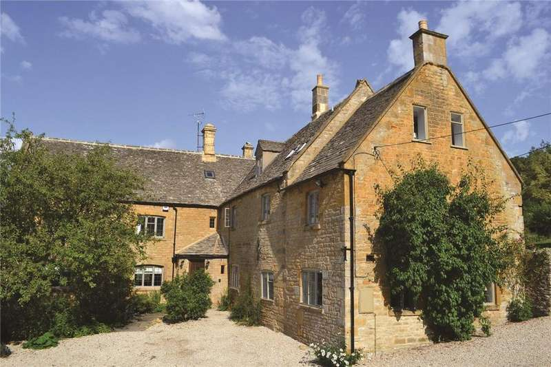 8 Bedrooms Detached House for sale in Snowshill, Broadway, Gloucestershire, WR12