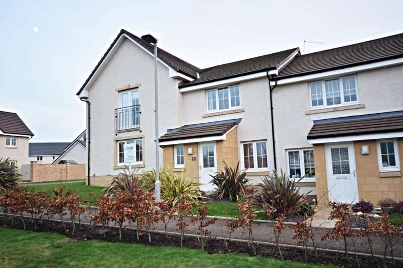 2 Bedrooms Terraced House for sale in Commonwealth Drive , Troon , South Ayrshire , KA10 7FB