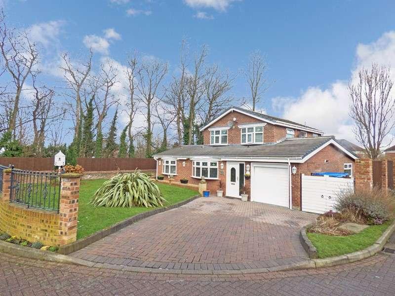 5 Bedrooms Property for sale in Floral Dene, Sunderland, Tyne and Wear, SR4 0NW