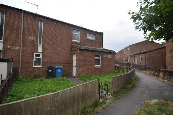 2 Bedrooms Terraced House for sale in Plymouth Close, Murdishaw, Runcorn
