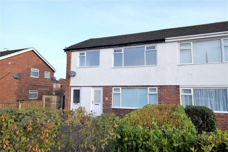2 Bedrooms Apartment Flat for sale in Boston Road, St Annes