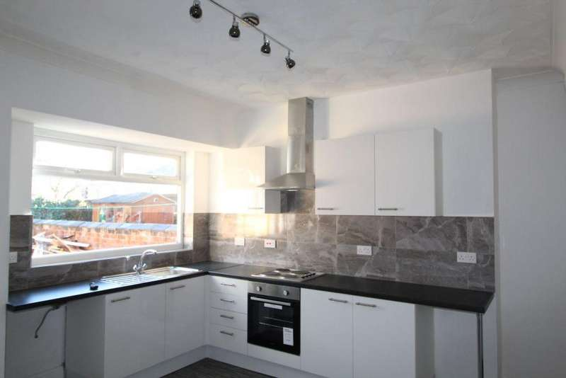 2 Bedrooms Terraced House for sale in Bridgewater street, Hindley Green, Wigan WN2