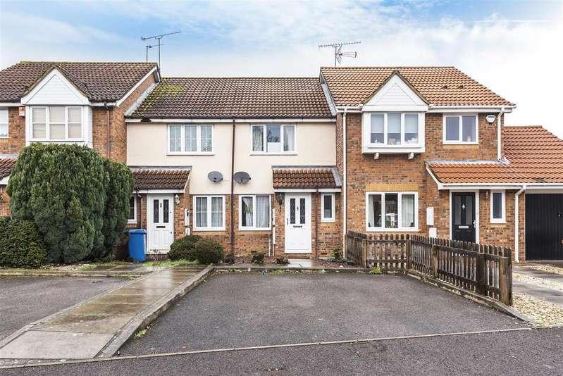 2 Bedrooms Terraced House for sale in Deller Street, Binfield, Berkshire RG42 4UU