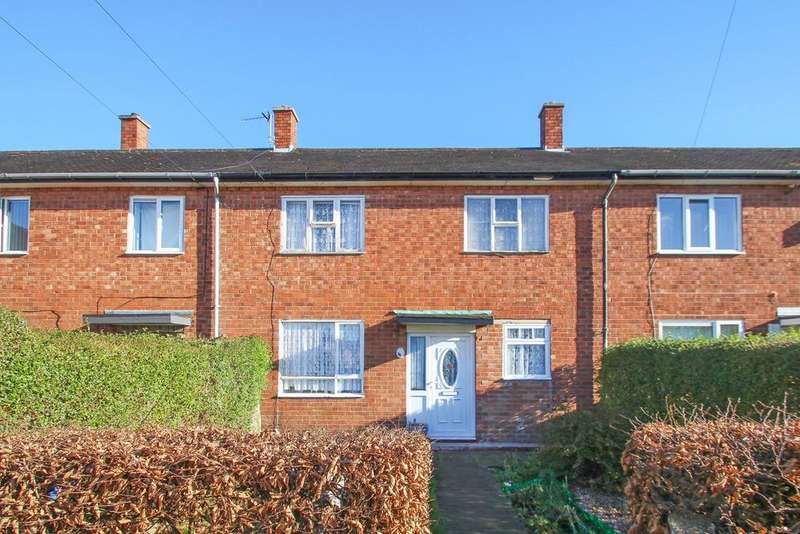 3 Bedrooms Terraced House for sale in Hazel Walk, Partington, Manchester, M31