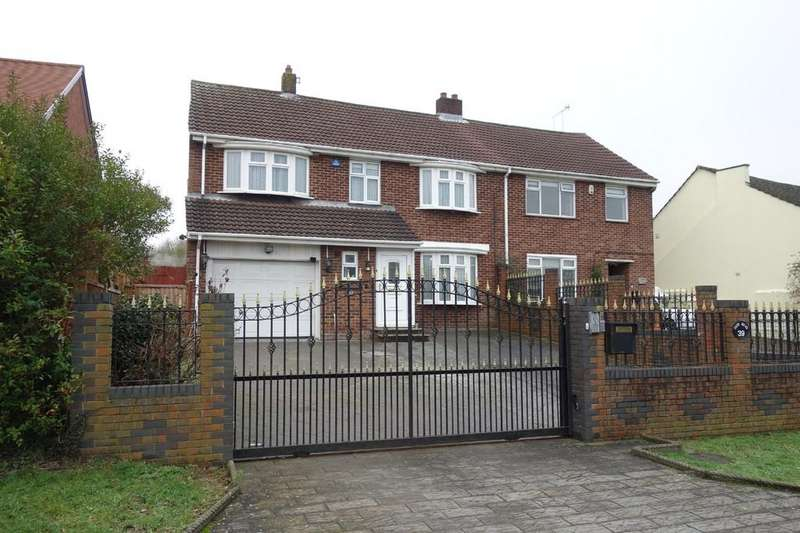 4 Bedrooms Semi Detached House for sale in Blanche Lane, Potters Bar, Herts