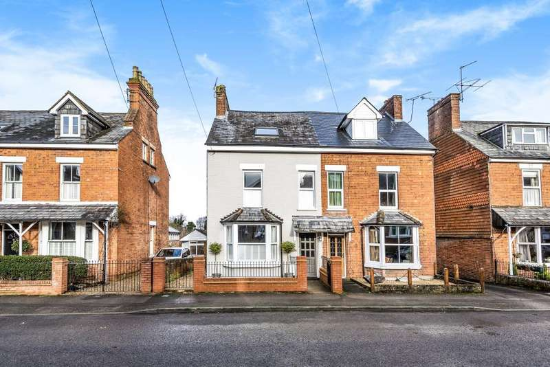 4 Bedrooms House for sale in Priory Road, Newbury, RG14