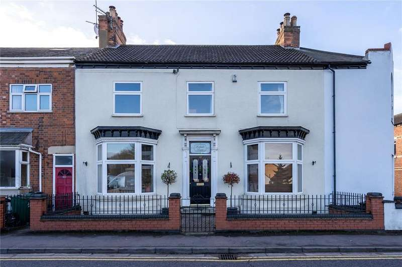 4 Bedrooms House for sale in Wanlip Road, Syston, Leicester, Leicestershire, LE7