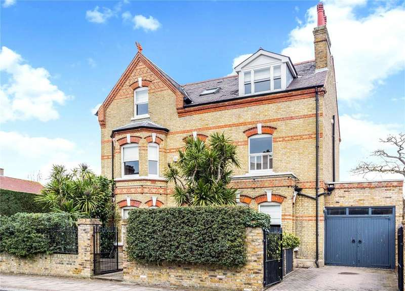 6 Bedrooms Detached House for sale in Dryburgh Road, Putney, London, SW15