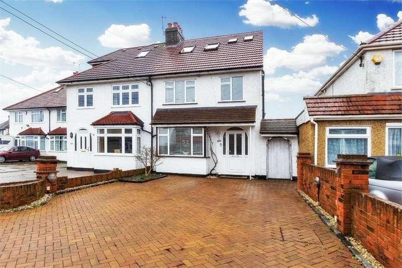 4 Bedrooms Semi Detached House for sale in Swallow Street, Iver Heath, Buckinghamshire