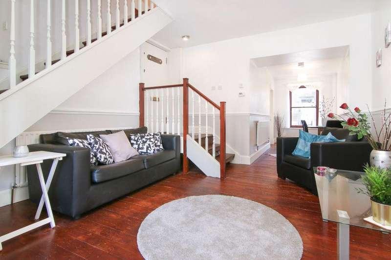 2 Bedrooms Villa House for sale in 44 Main Street, Gorebridge, Midlothian, EH23 4BY