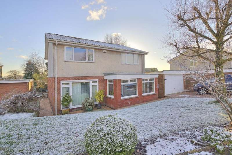 4 Bedrooms Detached Villa House for sale in 4 Buchanan Place, Torrance, Glasgow, G64 4HW